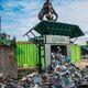 molino destrozador de residuos