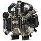 compresor de aire respirable / estacionario / con motor eléctrico / de pistón