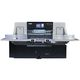 máquina de corte de papel / con guillotina / para trabajos pesados / ISO