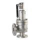 válvula de seguridad para agua caliente / para aire / para gas / para depósito