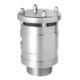 válvula de seguridad para aire / para gas / de baja presión / para vacío