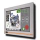 panel PC con pantalla táctil resistiva de 5 hilos / retroiluminación LED / de LCD / TFT LCD