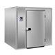 célula de refrigeración de aire / para la industria agroalimentaria / de alta velocidad / de acero inoxidable