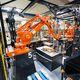 célula robotizada de carga / de paletización / pick and place / de depaletización