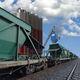 sistema de carga de vagones de ferrocarril convencional / automatizado / de camiones