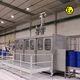 llenadora automática / de barriles / de bidones / para líquido