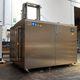 máquina de lavado por ultrasonidos / automática / para altas cargas / robusta