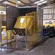 máquina de lavado de agua / automática / para la industria del reciclaje / para basuras municipales