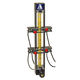 interruptor de nivel de flotador / optoelectrónico / para líquidos / para productos químicos