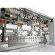 máquina de corte con guillotina / por ultrasonidos / para productos alimentarios / de hojas