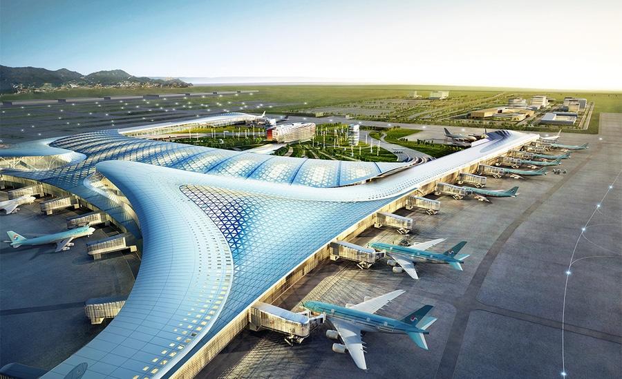 Meta doble para Palazzani en el aeropuerto internacional de Inchon ...