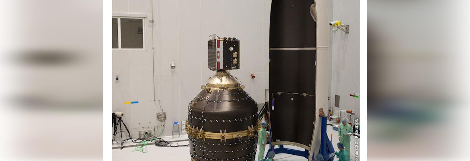 La Agencia Espacial Europea lanzará un robot para limpiar el espacio
