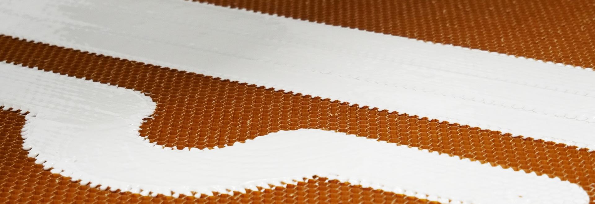 Aplicación de encapsulado de nido de abeja - resultados de las pruebas de dispensación con la tecnología de dispensación ViscoTec