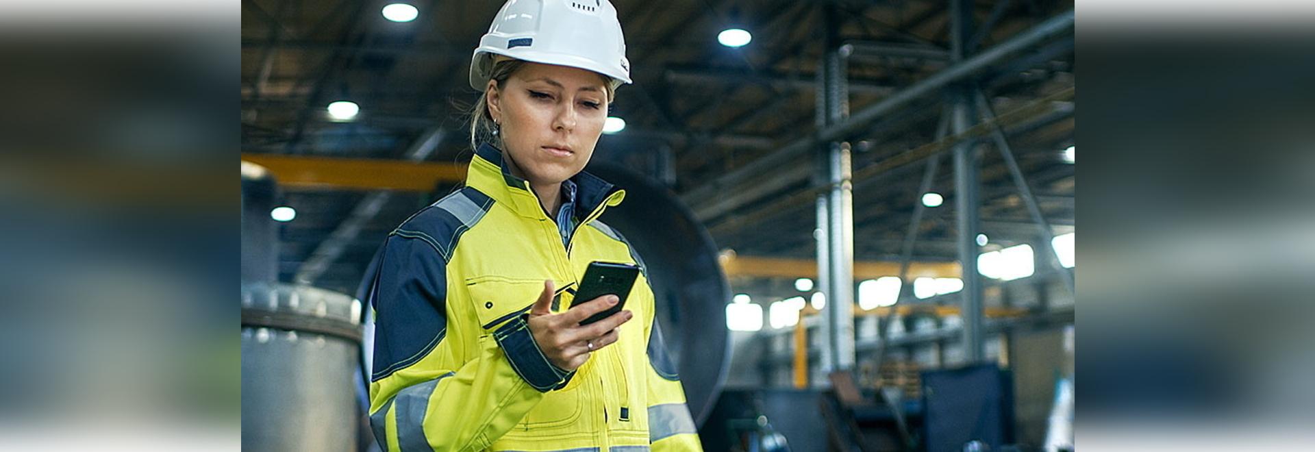 Las aplicaciones para móviles ayudan a reducir el riesgo en la industria de la seguridad