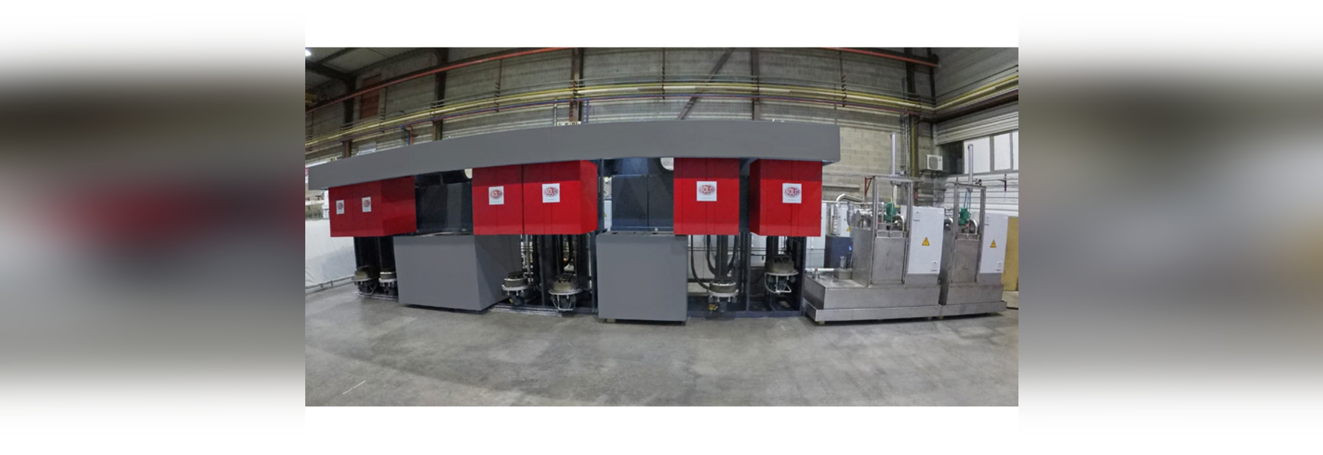 Atmosphere Heat treatment furnaces SOLO Swiss (Germany)