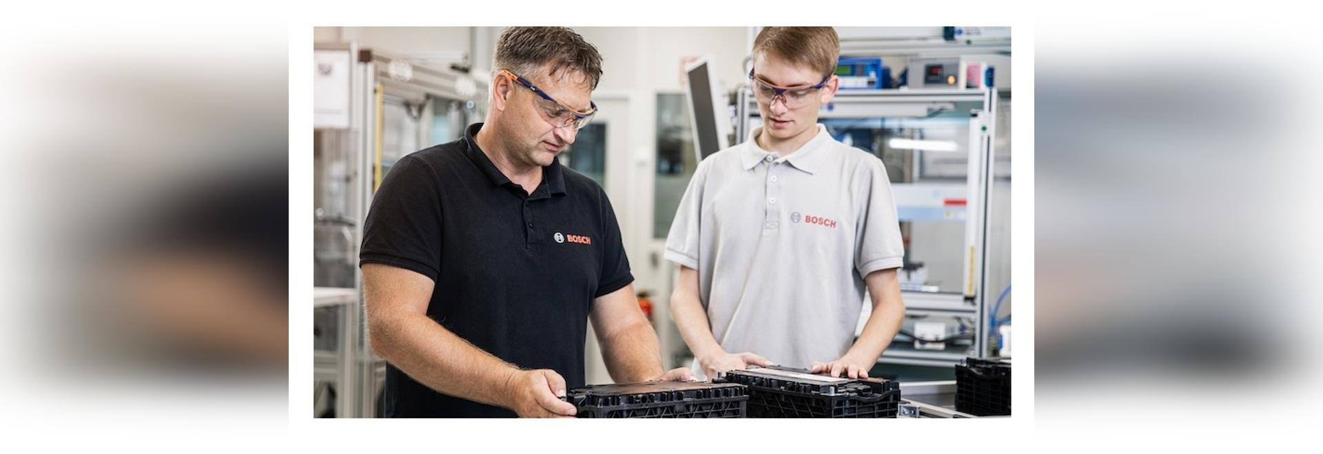 Bosch y CATL se asocian para fabricar células de batería de 48 voltios