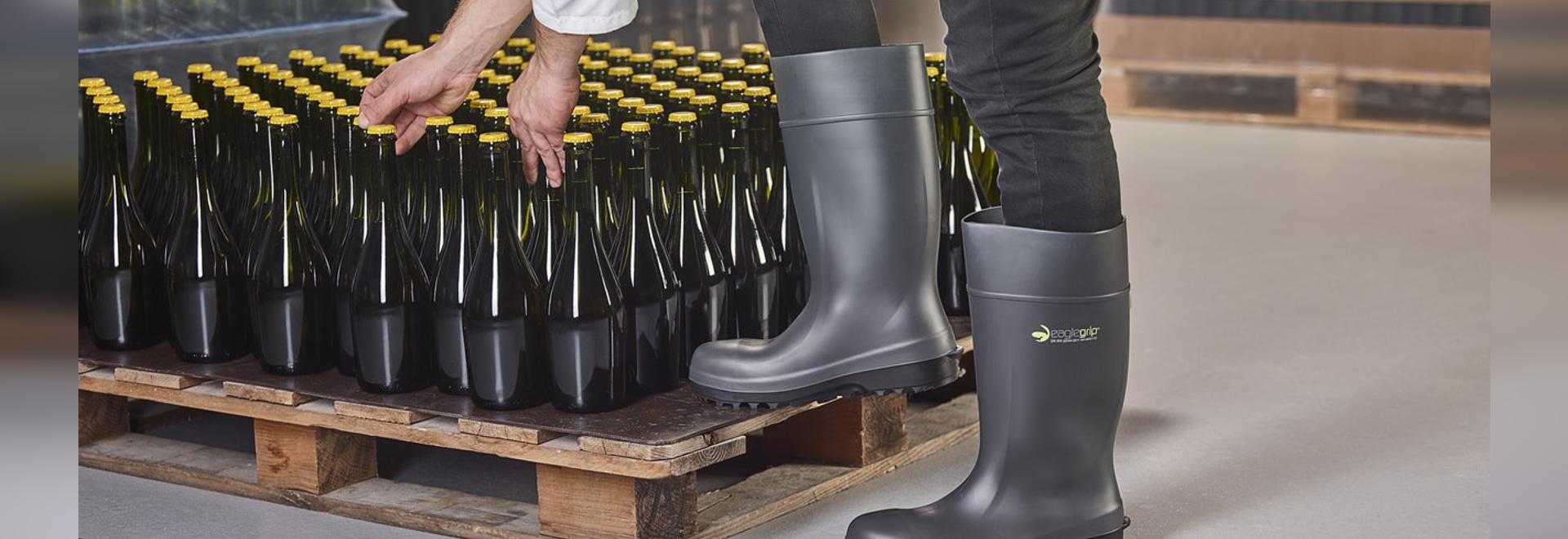 Botas de seguridad: ¡5 maneras en las que las botas de seguridad de poliuretano mejorarán su trabajo!
