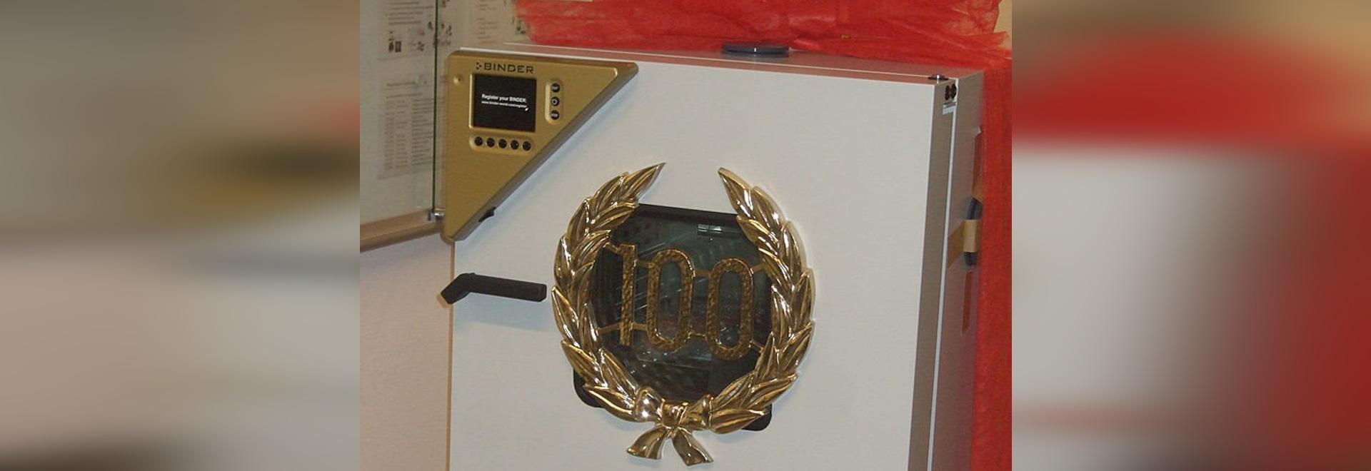 La CARPETA entrega el 100o compartimiento de la temperatura a ISEA