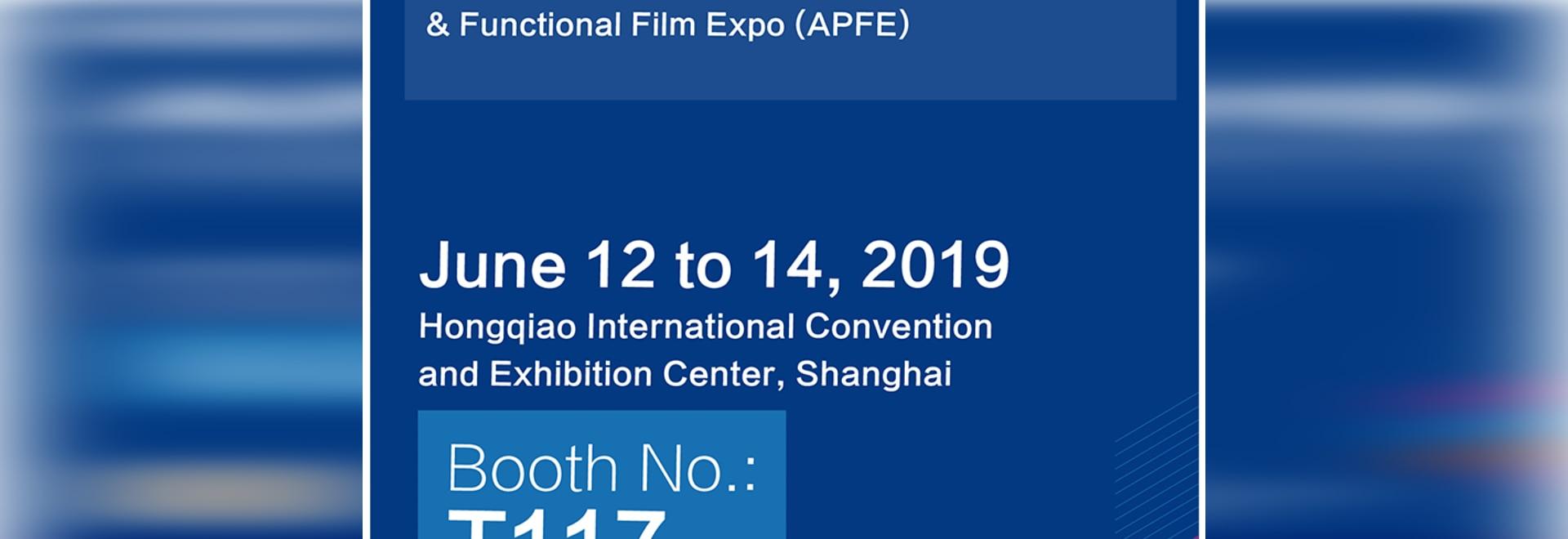 Cinta adhesiva y Film Expo funcional