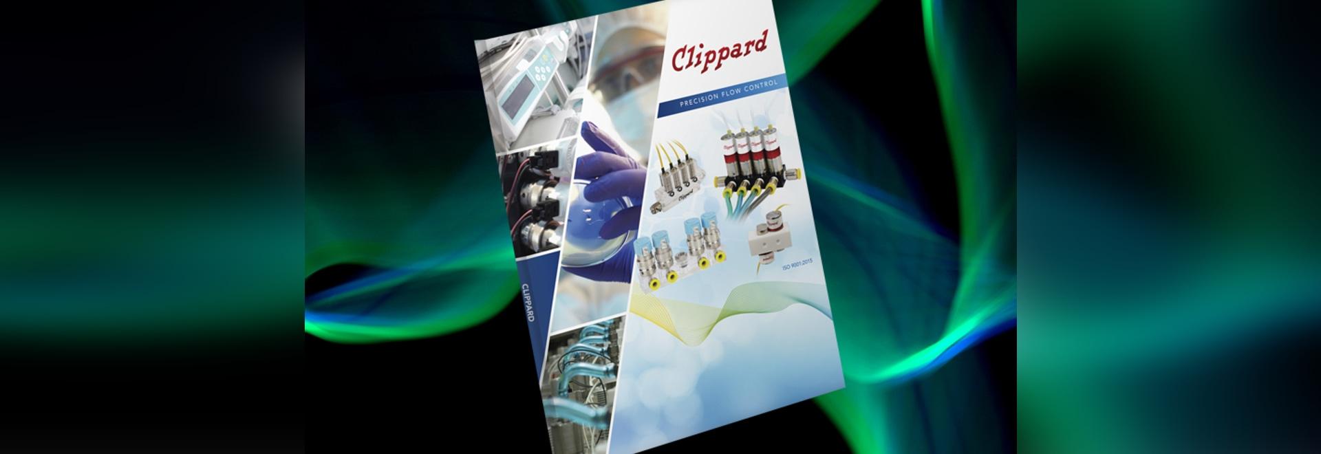 Clippard lanza el nuevo catálogo de los controles de flujo de la precisión