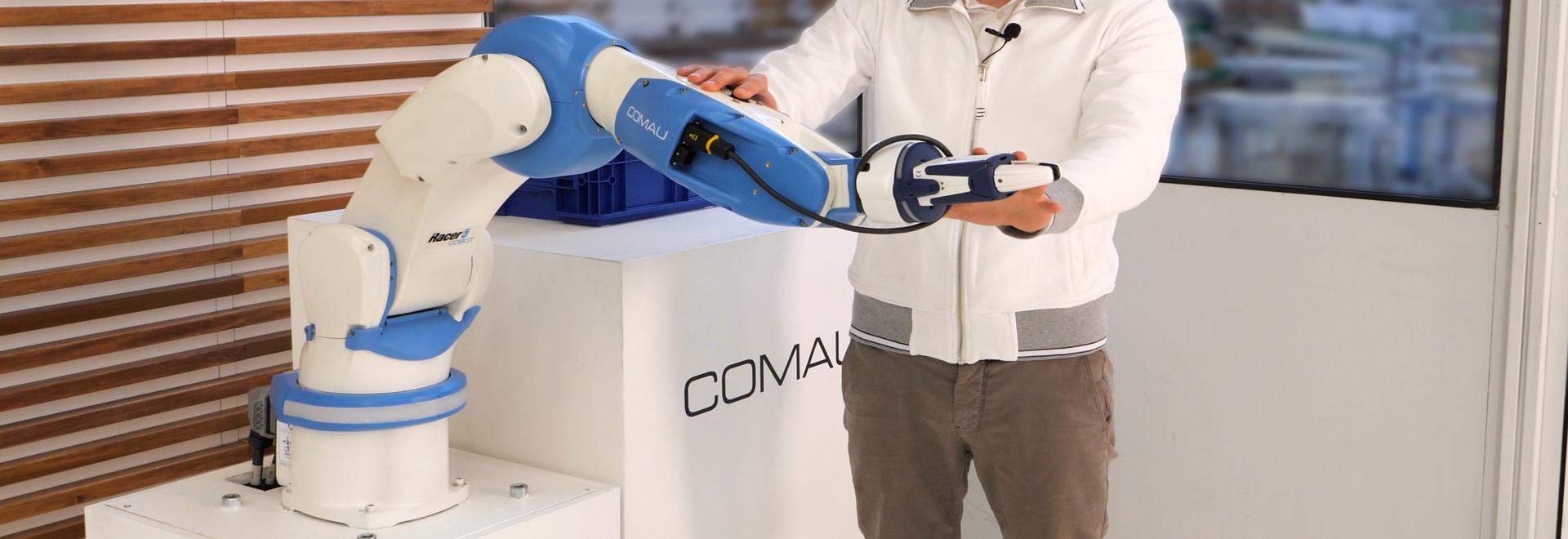 Cobot Racer-5