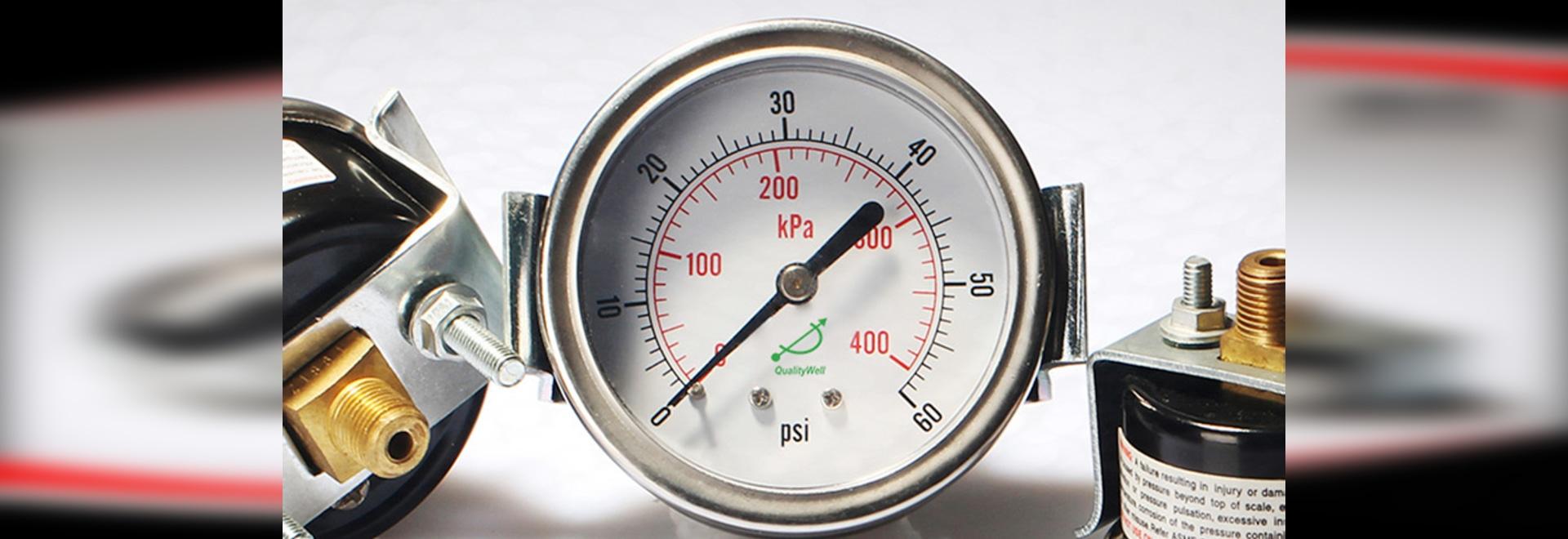 Cómo juzgar el grado de precisión del manómetro