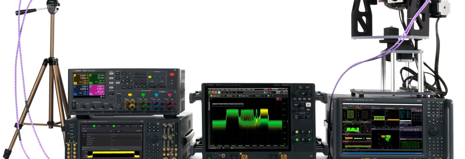 Estos generadores de señal de microondas están listos para 5G