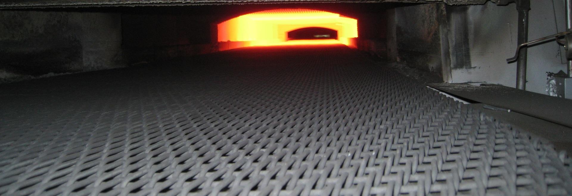 Horno de tratamiento térmico
