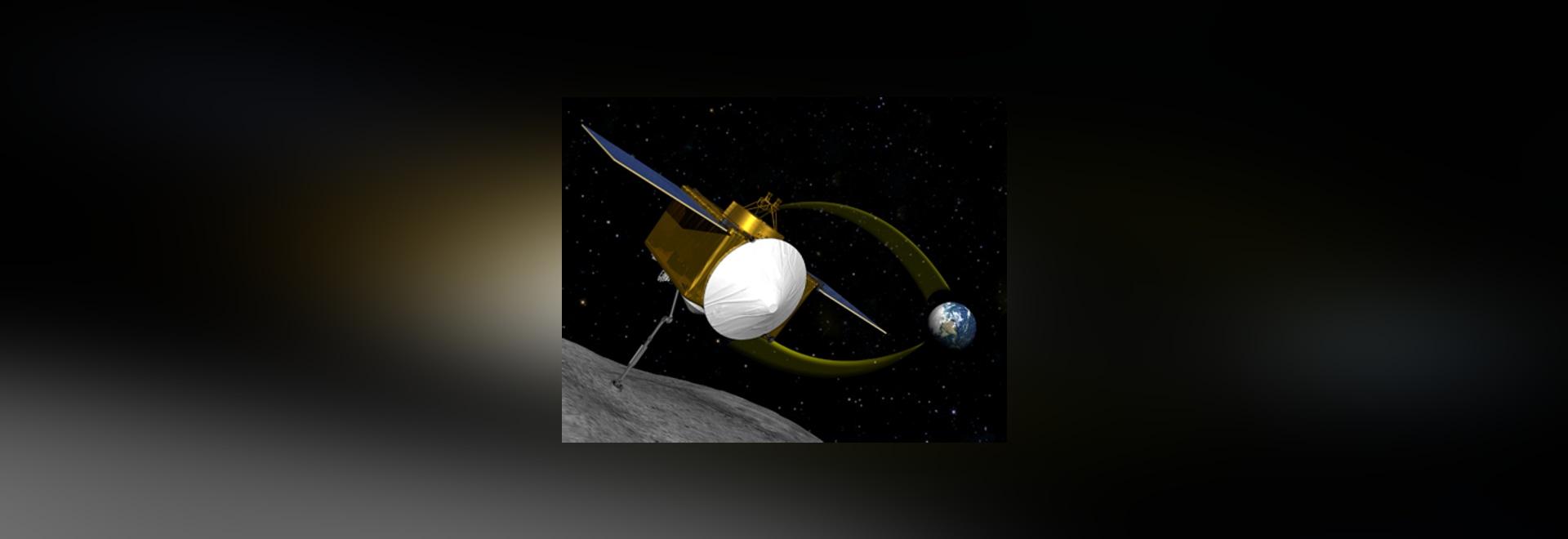 El Magnetics de BEI Kimco diseñó un actuador móvil modificado para requisitos particulares de la bobina de voz del imán para la nave espacial de OSIRIS-Rex
