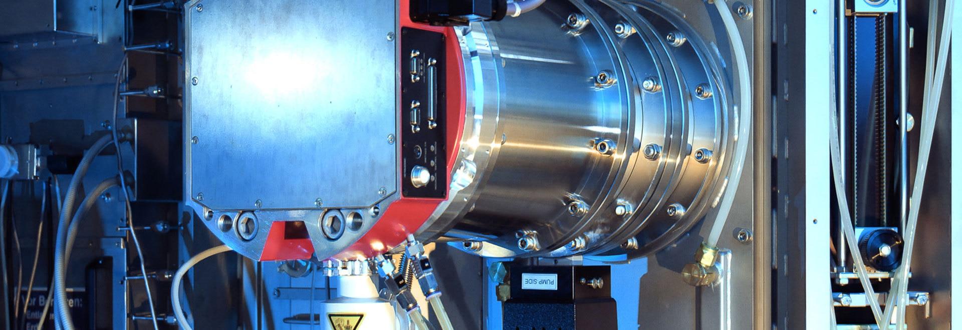 El Megatron® permite a los científicos en los IST de Fraunhofer crear nuevas combinaciones de materiales.