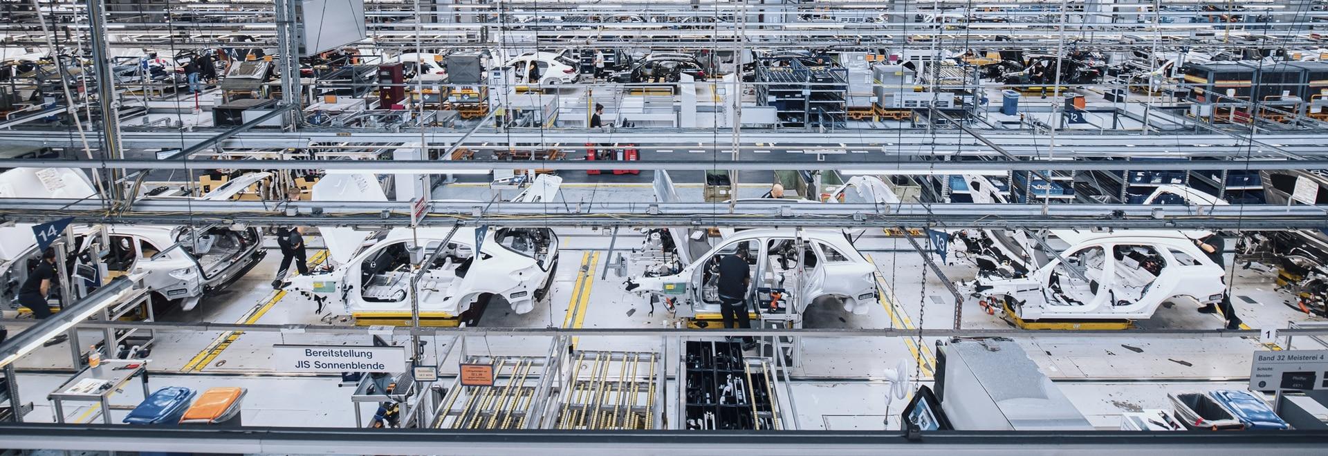Mercedes inicia la producción de GLC en Bremen