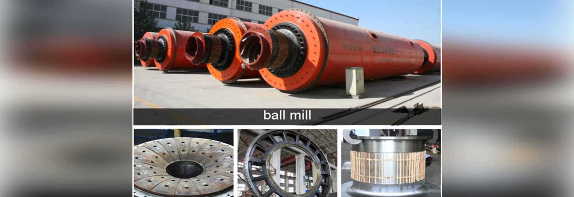 molino de bolas y fundición de acero