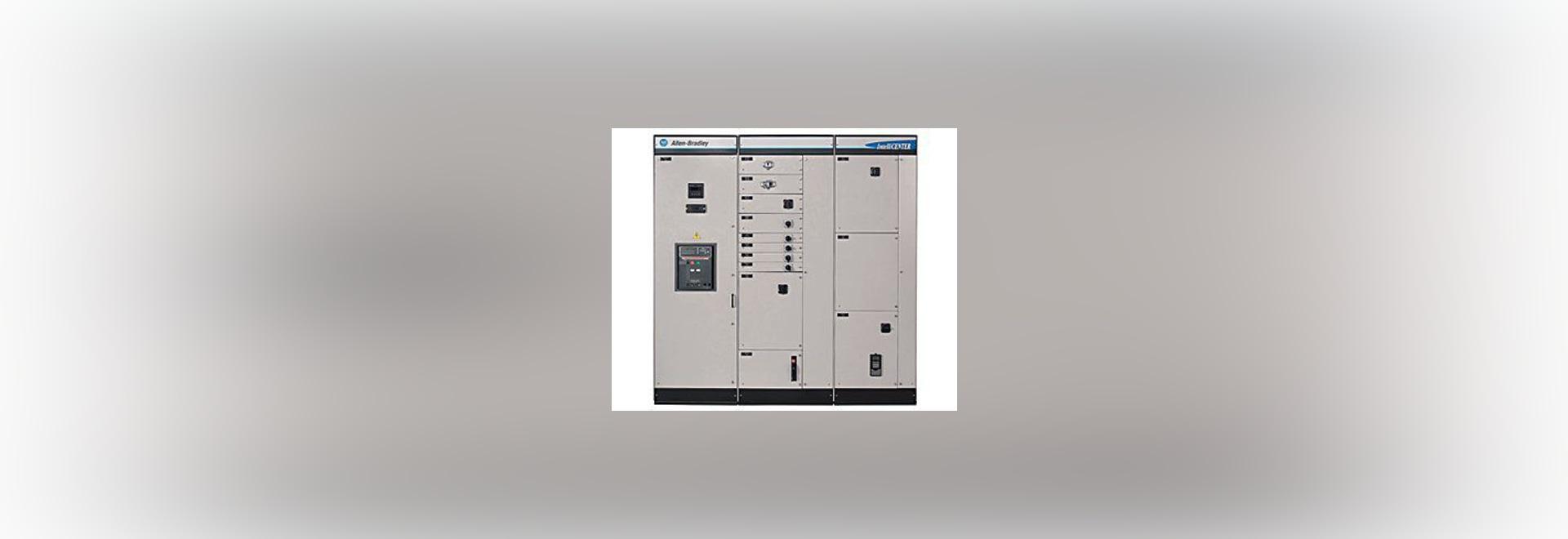 NOVEDAD: centro de control motor by Allen Bradley