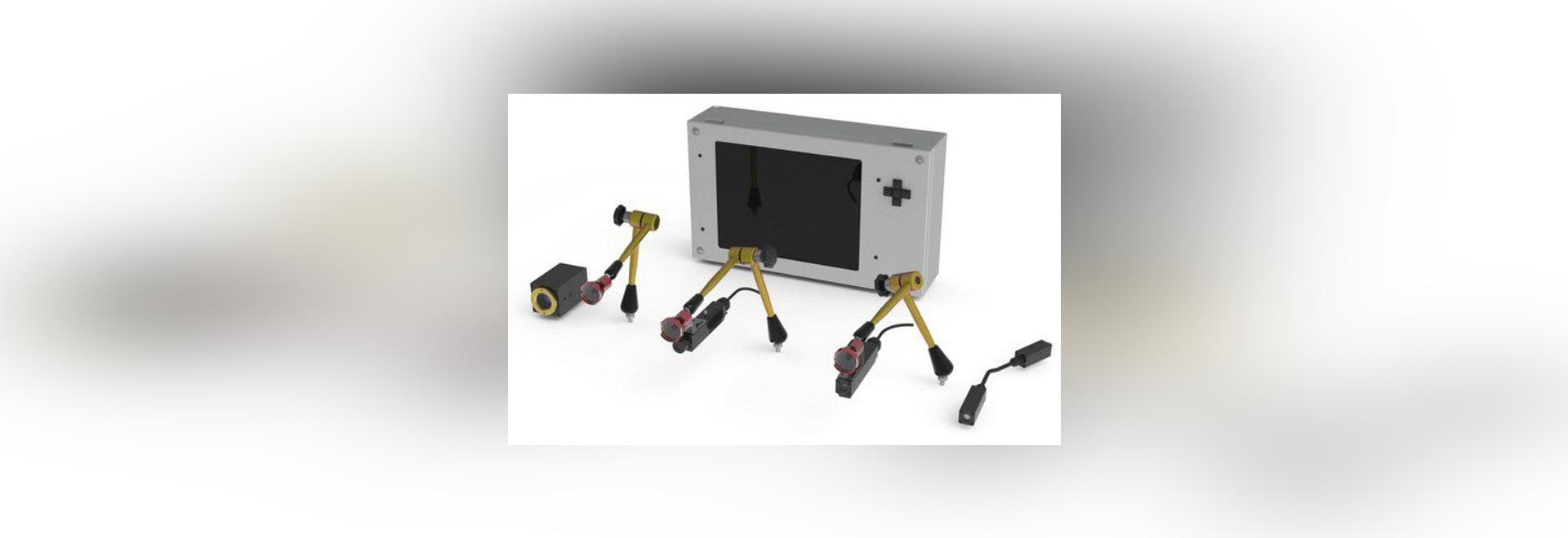 NUEVO: cámara de la inspección por ESAB