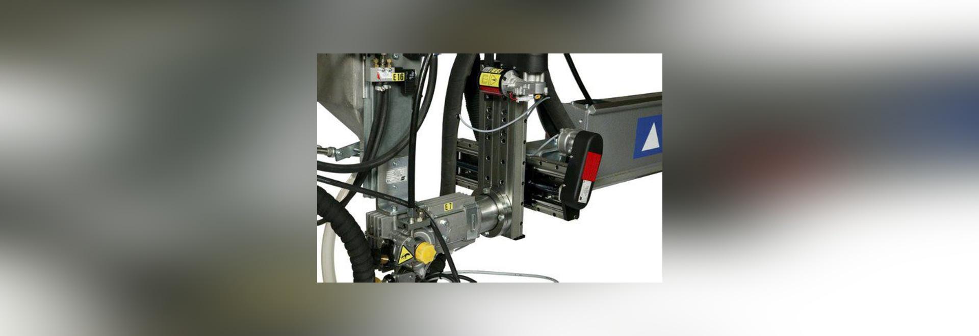 NUEVO: sistema motorizado del movimiento linear por ESAB