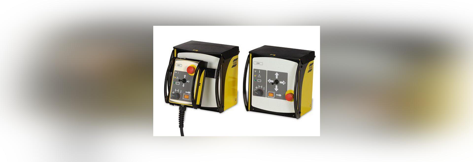 NUEVO: sistema de la visión del laser para la costura de la autógena que sigue por ESAB