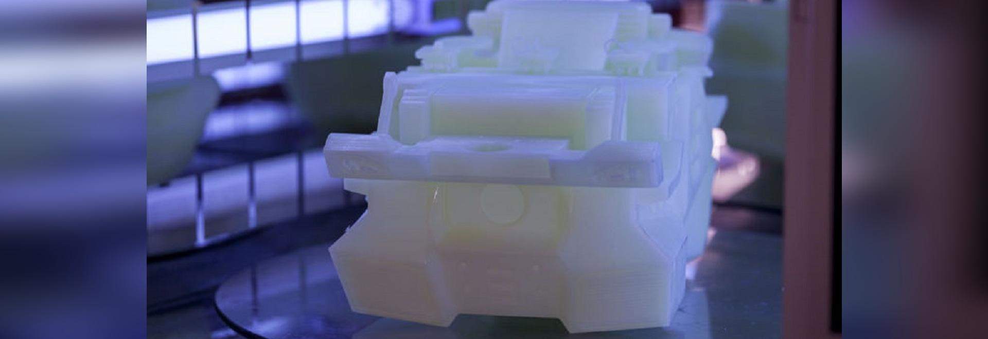 Post-curado para la impresión SLA 3D