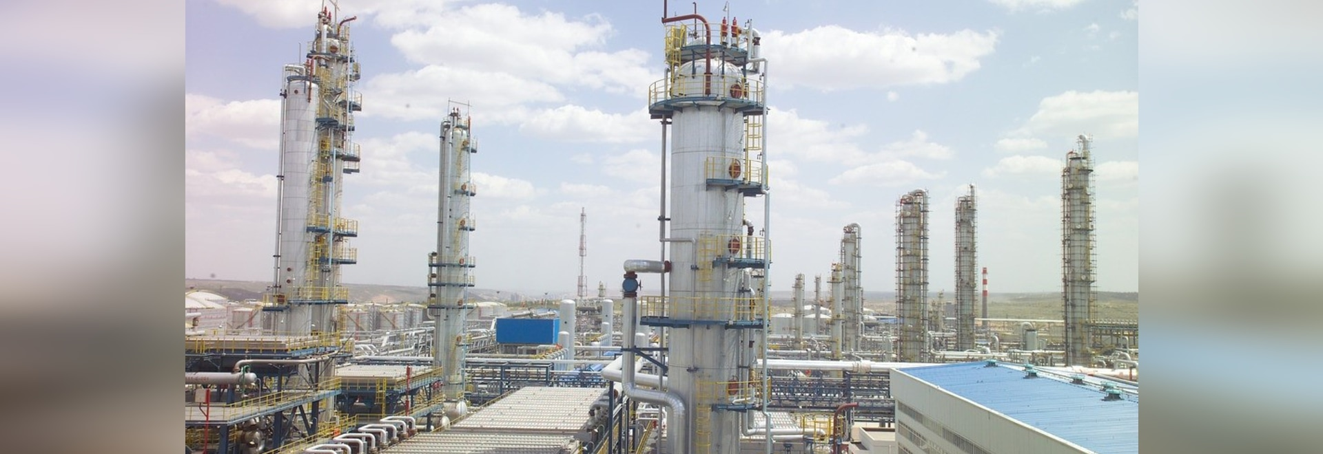 Proyecto de la caprolactama en el campo del proceso químico