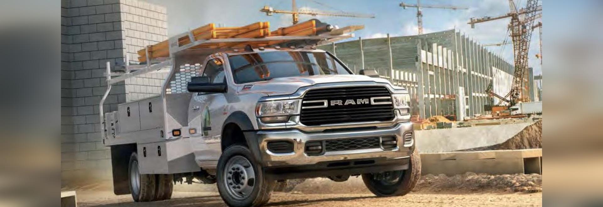 El Ram revela 2019 camionetas pick-up del chasis con el nuevo modelo limitado