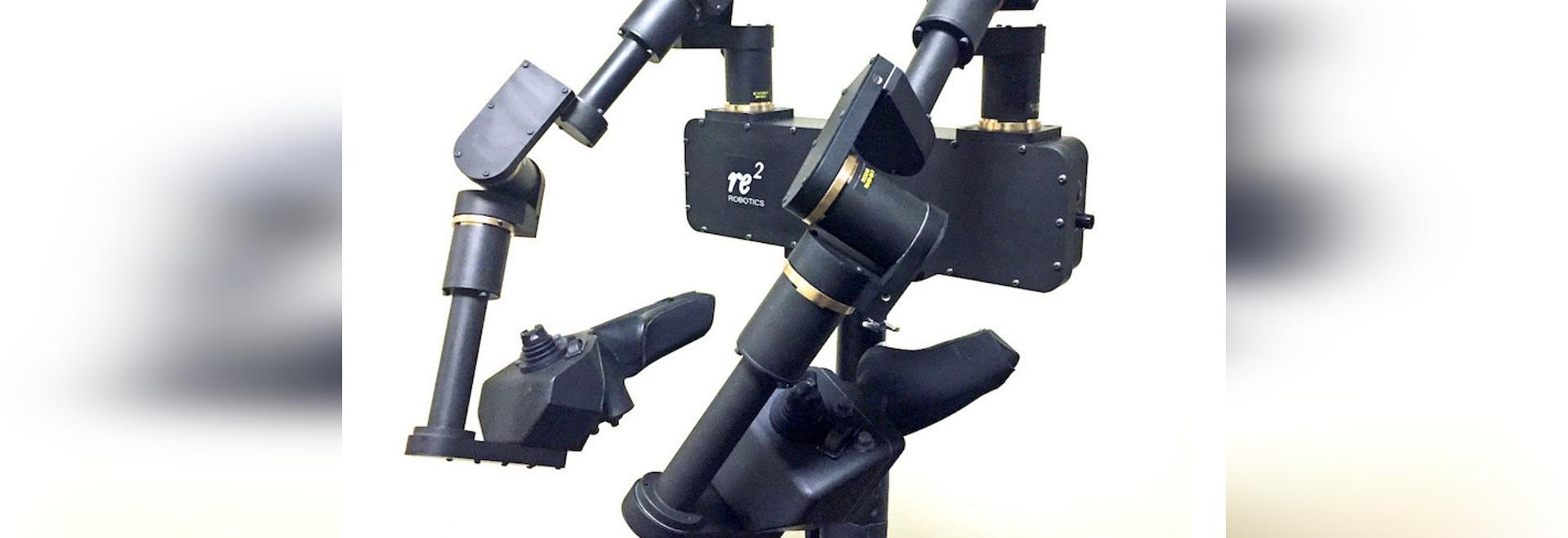 RE2 Robotics se une a PPE Connect PGH para ayudar a fabricar protectores faciales