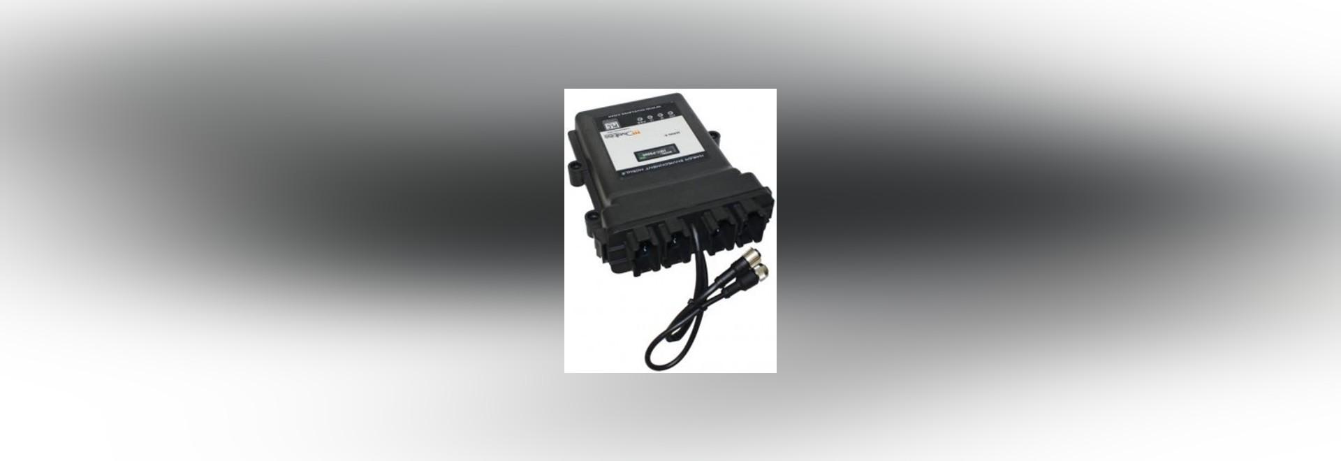 Los reguladores de Divelbiss ofrecen la conectividad J1939/NMEA2000 y la registración de datos de la tarjeta del SD