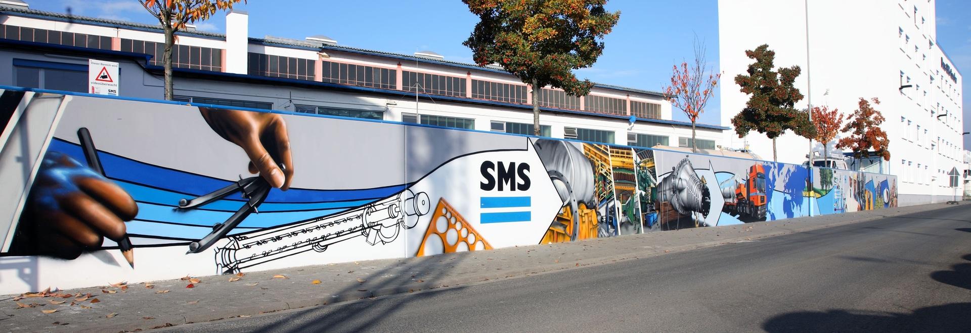 Sede central de Buss-SMS-Canzler en Butzbach