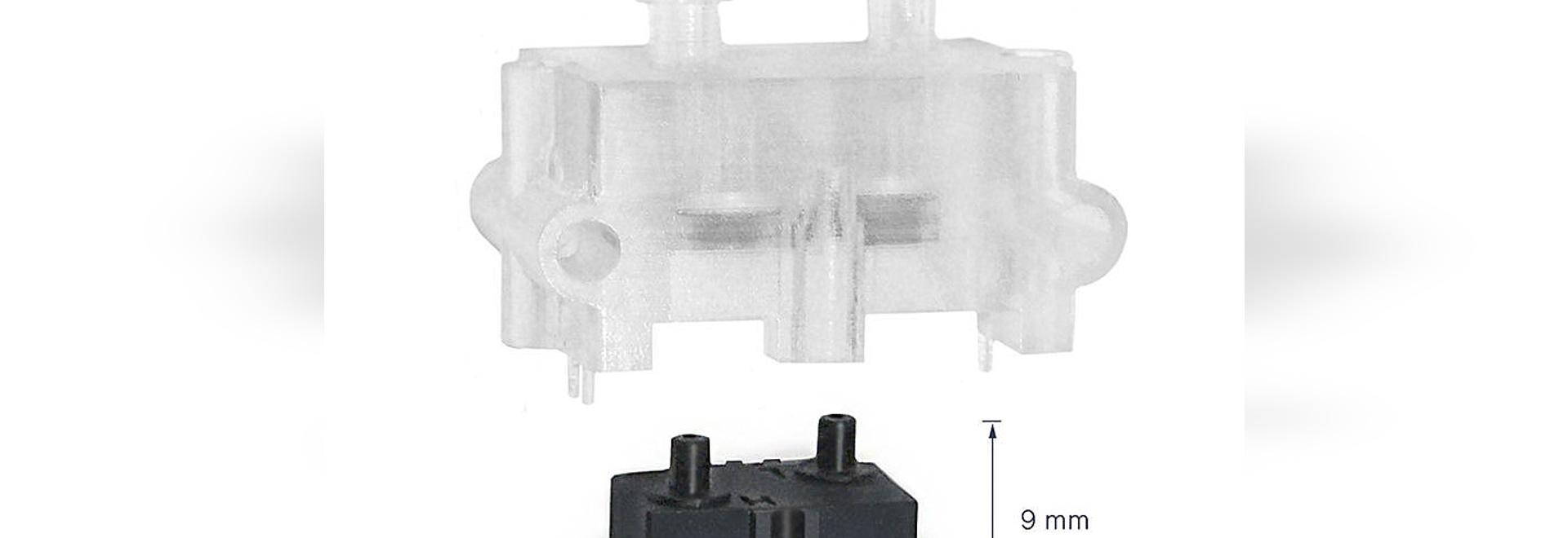 Sensores ultrabajos aumentables multíples de la presión diferenciada de LME