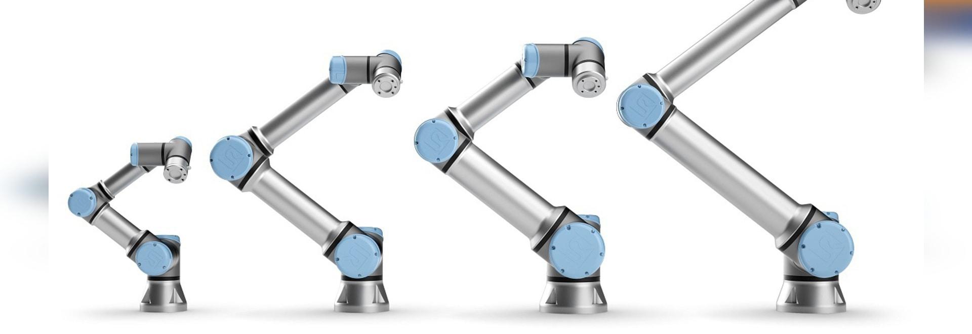 """UR: """"Los Cobots están cambiando el enfoque de la industria en general"""""""
