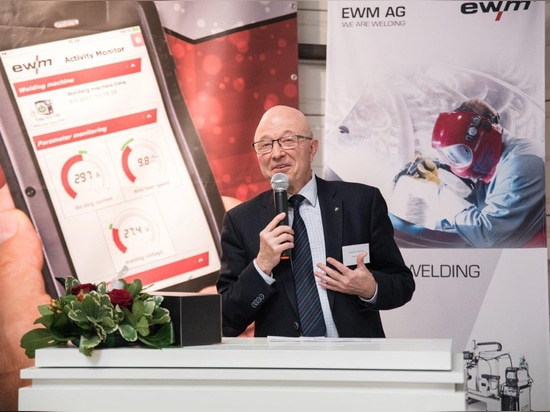 EWM AG abre una sede en Francia
