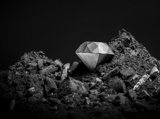 Sandvik crea el primer compuesto de diamante impreso en 3D