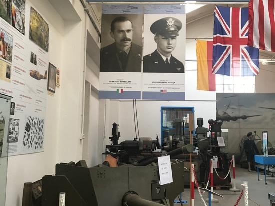 "La familia Dosi acoge el museo de ""historia humanitaria"" de Air Finders"