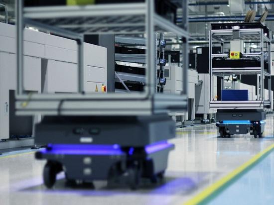 MiR lanza la opción Robots-as-a-Service para sus Robots Móviles