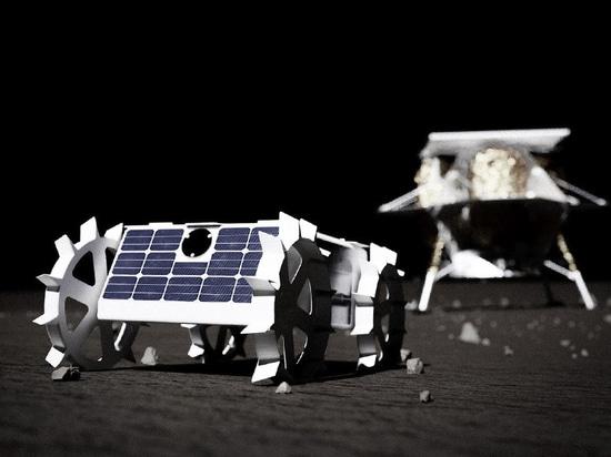 Robot Carnegie Mellon, Proyecto de Arte para aterrizar en la Luna en 2021