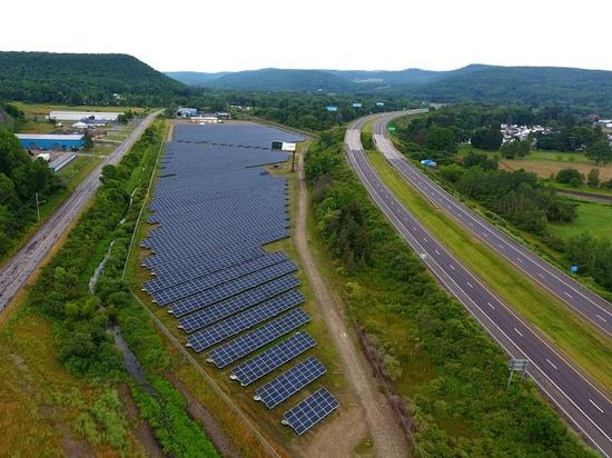 Recom completa la instalación solar de 4,07 MW en el estado de Nueva York